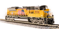 Broadway Limited N Scale EMD SD70ACe DCC/Sound Union Pacific/UP/Flag #8334