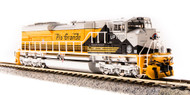 Broadway Limited N Scale EMD SD70ACe DCC/Sound Union Pacific/DRGW Heritage #1989