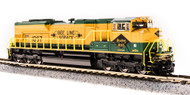 Broadway Limited N Scale EMD SD70ACe DCC/Sound Norfolk Southern/NS/Reading #1067