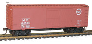 Accurail HO Scale Kit Double-Sheathed Wood Box Car Missouri Pacific/MP #120583