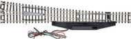 Atlas N Scale Code 80 #8 Remote Right-Hand Turnout/Switch Model Train Track