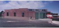 Atlas O Scale Model Railroad Train Building Kit 3-Stall (Locomotive) Roundhouse