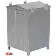 Atlas/BLMA Models N Scale Medium Modern Railroad Signal Electronics Boxes 2-Pack
