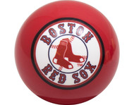 MLB Imperial Boston Red Sox Pool Billiard Cue/8 Ball - Red