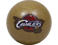 NBA Imperial Cleveland Cavaliers Pool Billiard Cue/8 Ball - Gold