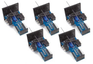 Walthers Layout Control System Slow Motion Vertical Switch Machine 5-Pack