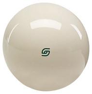 Genuine Aramith Brand Magnetic Tournament Green Logo Pool/Billiard Cue Ball