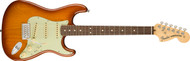 Fender® American Performer Stratocaster® Strat Electric Guitar Honey Burst
