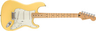 Fender® Player Stratocaster® Strat Electric Guitar Buttercream