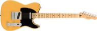Fender® Player Tele Telecaster Electric Guitar Butterscotch Blonde