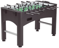 Brunswick Kicker American Style Foosball/Indoor Soccer Game Table - Black