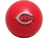 MLB Imperial Cincinnati Reds Pool Billiard Cue/8 Ball - Red - Old Style