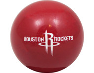 NBA Imperial Houston Rockets Pool Billiard Cue/8 Ball - Red