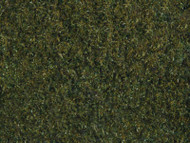 Walthers SceneMaster HO Scale Tear & Plant Meadow Grass (Dark Green) 7-7/8 x 9""