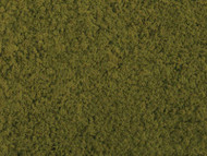 Walthers SceneMaster HO Scale Tear & Plant Bushes (Light Green) 7-7/8 x 9""