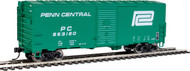 Walthers HO Scale 40' AAR Modernized 1948 Boxcar Penn Central/PC #253120