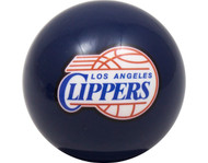 NBA Imperial Los Angeles Clippers Pool Billiard Cue/8 Ball - Blue