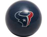 NFL Imperial Houston Texans Pool Billiard Cue/8 Ball - Old Style