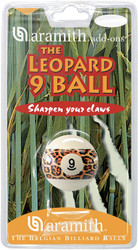Genuine Aramith Leopard Nine 9 Pool Billiard Ball