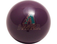 MLB Imperial Arizona Diamondbacks Pool Billiard Cue/8 Ball - Retro