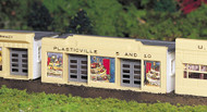 Bachmann HO Scale Plasticville Classic Building/Structure Kit - 5 & 10 Store