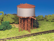 Bachmann HO Scale Water Tank Classic Building/Structure Kit