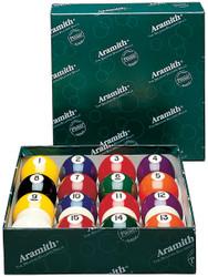 Genuine Belgian Aramith Premier Pool/Billiard Ball Set (Phenolic Resin)