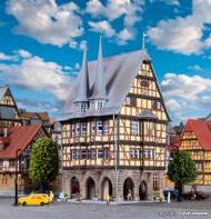 Kibri Z Scale Building/Structure Kit Alsfeld City Hall Downtown Building