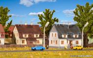 Kibri Z Scale Building/Structure Kit Wallfahrtsweg Settlement Houses/Home 2-Pack