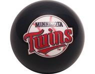 MLB Imperial Minnesota Twins Pool Billiard Cue/8 Ball - Old Style