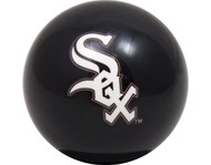 MLB Imperial Chicago White Sox Pool Billiard Cue/8 Ball - Black