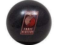 NBA Imperial Portland Trail Blazers Pool Billiard Cue/8 Ball - Black