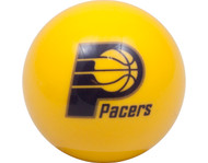NBA Imperial Indiana Pacers Pool Billiard Cue/8 Ball - Yellow