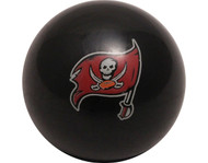 NFL Imperial Tampa Bay Buccaneers Pool Billiard Cue/8 Ball - Old Style