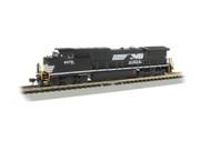Bachmann N Scale GE Dash 8-40CW Locomotive (DCC/Sound) Norfolk Southern/NS #8379