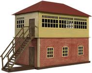 Atlas HO Scale Model Railroad Building Kit Trainman Interlocking Tower