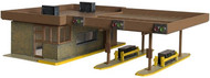 Atlas HO Scale Model Railroad Building Kit Drive-Through Bank