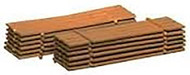 Atlas HO Scale Model Railroad/Train Accessory Stacked Mill Lumber (4 Sizes)