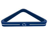Solid Wood NCAA Penn State Nittany Lions 8-Ball Billiards/Pool Table Rack