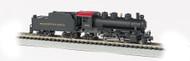 Bachmann N Scale 2-6-2 Prairie Locomotive (Standard DC) Pennsylvania/PRR #2765