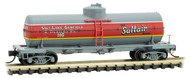 Micro-Trains MTL N-Scale 39ft Single Dome Tank Car Saltair/SLG&W #105