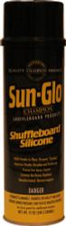 Sun-Glo Silicone Shuffleboard Table Spray