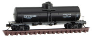 Micro-Trains MTL N-Scale 39ft Single Dome Tank Car Norfolk & Western/NW #516420