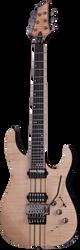 Schecter Banshee Elite-6 FR S Floyd Rose Electric Guitar - Gloss Natural