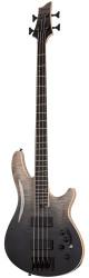 Schecter SLS Elite-4 Electric Bass Guitar Fishman Pickups - Black Fade Burst