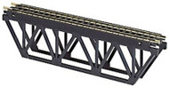Atlas N Scale Code 80 Deck Truss Model Railroad Train Bridge