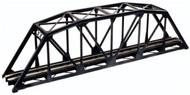 Atlas N Scale Kit Code 80 Through Truss Model Railroad Train Bridge Black
