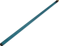 Viking A202 Northwoods Maple Teal Green/Blue Pool/Billiard Cue Stick - 12.25mm - Free Case