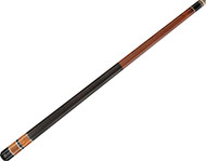Viking A314 Autumn Black, Bronze & White Pool/Billiard Cue Stick 12.75mm
