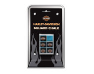 Harley-Davidson Pool/Billiard Blue Pool Cue Chalk